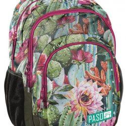Рюкзак paso разноцветный (18-2706lo)