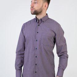Рубашка мужская nobel league 42 разноцветный (f01-230082)