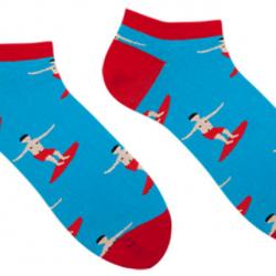 Носки короткие мужские sammy icon cascais short 40-46 голубые (009573)