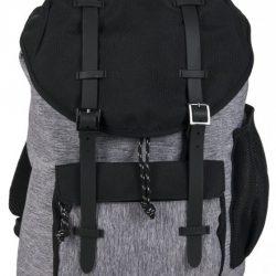 Рюкзак городской paso серый (17-190c)