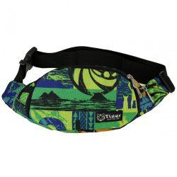 Поясная сумка tiger lx mix зеленый (14-176310)