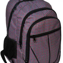 Рюкзак paso на три отделения 28 л разноцветный (15-3538)