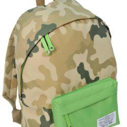 Городской рюкзак paso 15 л камуфляж (cm-222b)