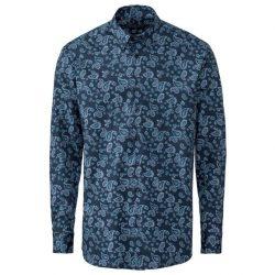 Рубашка мужская nobel league 42 темно-синий (f01-230107)