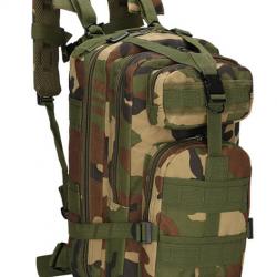 Военный рюкзак tactical b02 25 л коричневый камуфляж (hub_tvmo95898)