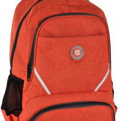 Рюкзак paso 21 л красный (16-1840p)