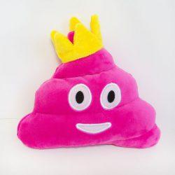 Мягкая игрушка kronos toys emoji принцесса какашка 16 см (zol_614)
