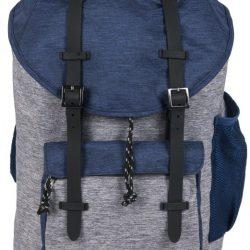 Рюкзак paso серый (17-190n )