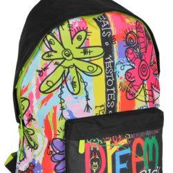 Рюкзак paso 15 л разноцветный (bdc-a220)