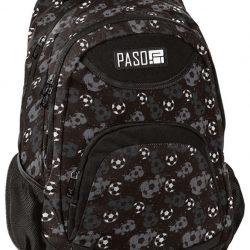 Рюкзак paso черный (18-2708ff16)