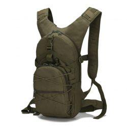 Тактический городской велосипедный рюкзак tactical b10 с системой m.o.l.l.e на 10 л хаки (hub_xicm50925)