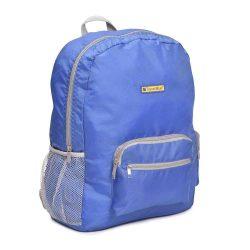 Складной рюкзак для путешествий travel blue folding backpack 20 л синий (065b)