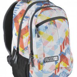 Рюкзак городской paso 22 л разноцветный (17-2808ug)