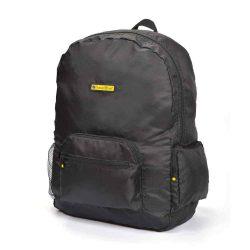 Складной рюкзак для путешествий travel blue folding backpack 20 л черный (065)