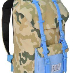 """Рюкзак paso для ноутбука 15.6"""" камуфляж 25 л (cm-192b)"""