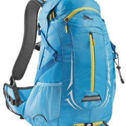 Рюкзак с дождевиком crivit 25l голубой (ian300007)