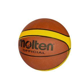 Мяч баскетбольный ms 1420-3 коричневый (us00442)