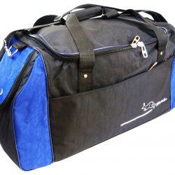 Дорожная сумка wallaby черный (447-3)