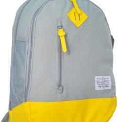 Рюкзак paso 20 л серый (15-5139с)