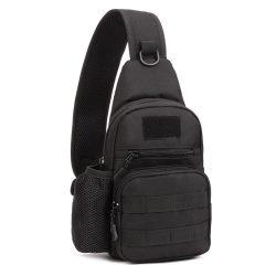 Тактическая/ штурмовая/ военная/ городская сумка tactical a14 черная (hub_hclf62575)