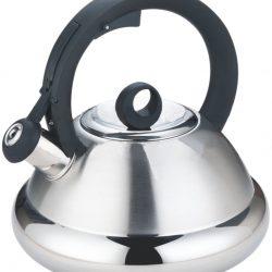 Чайник из нержавеющей стали со свистком edenberg 3.0 л (eb-8814)