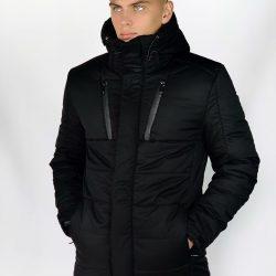 Зимняя куртка inruder everest s черная (1589541471)