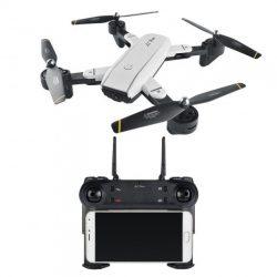Квадрокоптер visuo sg 700 white с двумя hd камерами (216k)