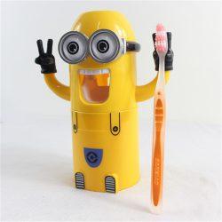 Автоматический детский дозатор зубной пасты миньон (9121m)