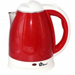 Чайник электрический domotec ms-5023 2 л 1500w red