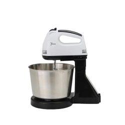 Кухонный миксер с чашей 2 л стационарный для дома (5858)