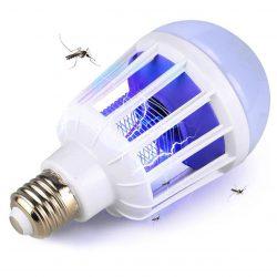 Лампа светодиодная антимоскитная zapp light (md13315)