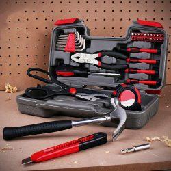 Набор инструментов 39 предметов (5911)