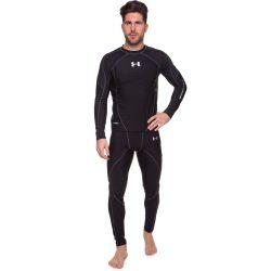 Термобельё мужское для холодной погоды uar 9041 размер xl (50-52) black