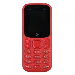 Мобильный телефон 2e e180 2019 dual sim red (s-239707)