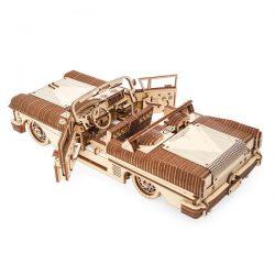 Механические 3d пазлы ugears – «кабриолет мечты vm-05»
