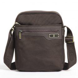Мужская сумка baohua 21 х 26 х 8 см коричневая (ксвн8159-8,75к)