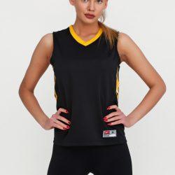 Женская спортивная майка nike для любого вида спорта черная (1313423)