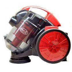 Пылесос без мешка domotec ms-4405 1200w black/red (112854)