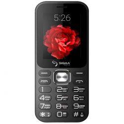 Sigma mobile x-style 32 boombox black (s-236243)