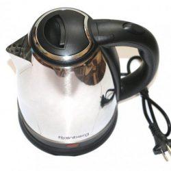 Чайник электрический rainberg rb-804 2 л 2000w steel (112804)