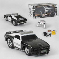 Машина на радиоуправлении small toys 70599вр черный (2-88622a)