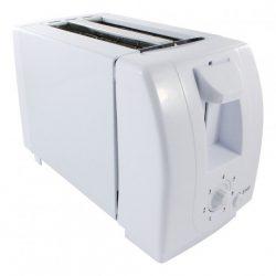 Тостер crownberg cb1105 220v 750w белый