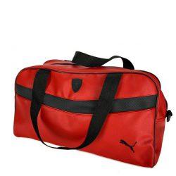 Сумка спортивная puma реплика красный (bag(puma)red)