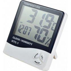 Цифровой термогигрометр digital htc-1 белый (20053100254)