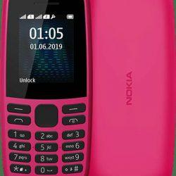 Мобильный телефон nokia 105 ta-1203 single sim 2019 pink (s-239413)